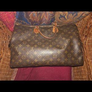 Louis Vuitton Speedy 40 Purse /Pocketbook
